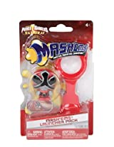 Tech4Kids Power Rangers Mash'ems Launcher Pack, Red