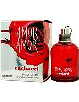 Amor Amor By Cacharel Edt Spray 50.27 ml