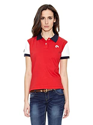 Toro Polo Logo Small (Rojo / Blanco)