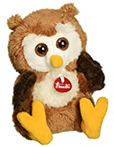 Trudi Trudino Soft Plush Toy, Owl, Newborn