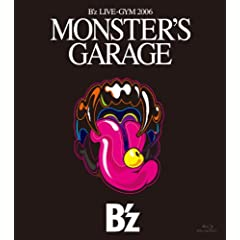 Bfz LIVE-GYM 2006gMONSTERfS GARAGEh(Blu-ray Disc)