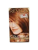 REVLON COLOR SILK SHADE NO. 4N MEDIUM BROWN