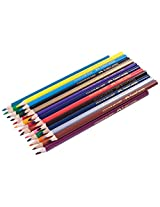 Faber-Castell Colour Me Grip Colour Pencil (Pack of 24)