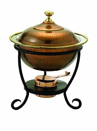 Old Dutch International 3-Qt. Antique Copper Chafing Dish