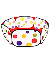 Toogoo(R) Foldable Kids Portable Ocean Ball Pit Pool Playhut Child Toy Tent