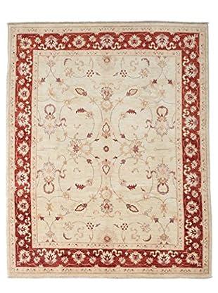 Darya Rugs Oushak Hand-Knotted Rug, Ivory, 6' 7