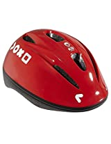 Btwin Kiddy Helmet, Youth (Red), 1344320