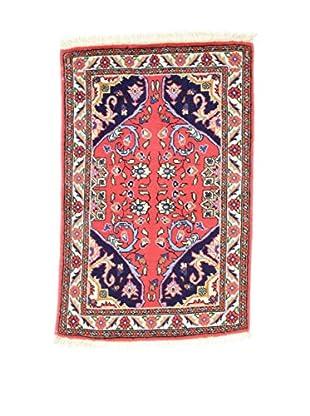 Eden Teppich Ardebil rot/mehrfarbig 65 x 102 cm