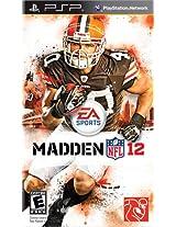 Madden NFL 12 (PSP)