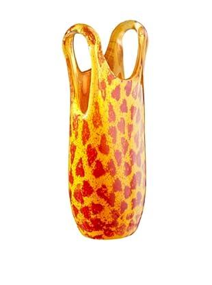 Kosta Boda Catwalk Vase Miniature, Yellow