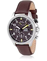 As6089X1 Black/Black Chronograph Watch Alba By Seiko