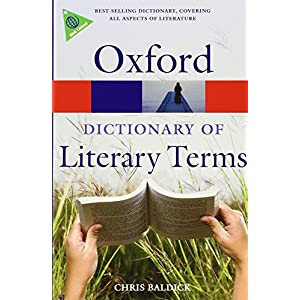 Oxford Dictionary of Literary Terms