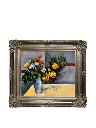 Paul Cézanne Still Life Flowers in a Vase