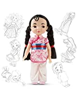 Disney Exclusive Animators Collection Mulan Doll - 16