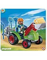 Playmobil - Farmers Tractor