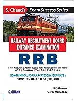 Railway Recruitment Board (Non-Tech Category) Graduate Level (CBT) 2016
