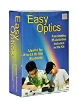 Easy Optics Physics Experiment Kit . Do It Yourself . Working Model . Educational Learning Toy . School Project . Science Activity Kit . Gift for Students . DIY .