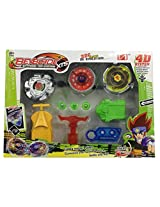 Original 4d Beyblade Metal Fury - Assorted