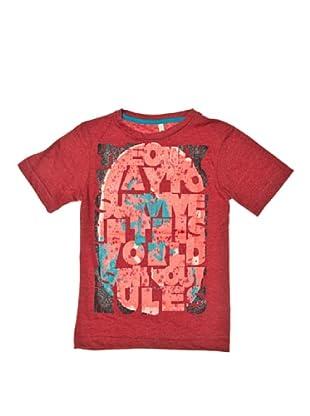 New Caro Camiseta Cara (Granate)