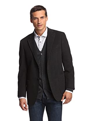 Samuelsohn Men's Corduroy Sport Coat (Charcoal)