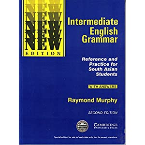 Intermediate English Grammar with Answers