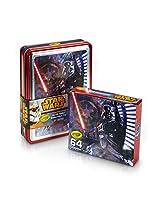 Crayola Star Wars Darth Vader Collectible Tin, Crayons Toy (64 Count)