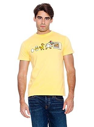 Kukuxumusu Camiseta Zuringoti (Amarillo)