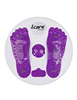 I.Care JIC007 Slimming Trimmer (Purple)