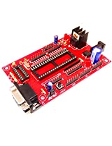 ATMEL Project Board Red for ATMEL project M RS232 serial port communication