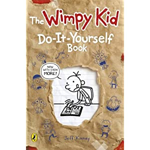 Do-It-Yourself Book (Diary of a Wimpy Kid)