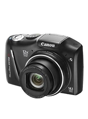 Canon PowerShot SX150IS Cámara digital (Negro)