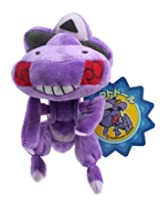 "Pokemon Center Genesect 7"" Plush Doll by Pokemon Center with Blue Star Tag"