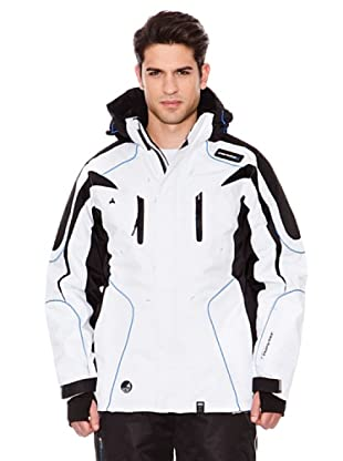 Geographical Norway/ Anapurna Chaqueta de Esquí Wintage Jacket (blanco)