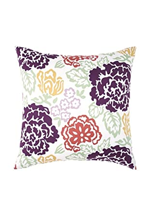 Image by Charlie Summertime Decorative Pillow, White/Multi, 20