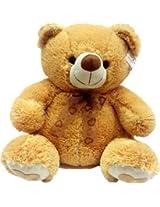 Soft Buddies Softy Bear Car Rear Tray Table Soft Toy, Brown (Medium 16-inch)