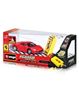 Bburago Ferrari R and P Key Racers, Red (Assorted)