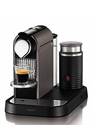 Krups Máquina de Café Nespresso Citiz Milk Titanio
