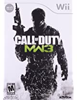 Call of Duty: Modern Warfare 3 (Nintendo Wii) (NTSC)