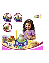 Imaginative Arts POTTERY WHEEL Game for Age 8+, Game & Learn Educational Toy