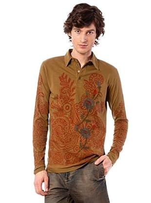 Custo Poloshirt Perris (Khaki)