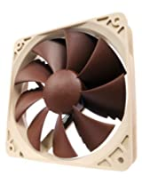 Noctua NF-P12 120mm Two Speed Premium Fan 1300/900 RPM SSO2 Bearing with NE-FD1 PWM IC