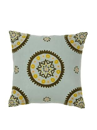 Better Living Medallion Pillow (Blue)