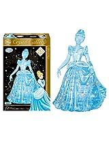 41 piece Crystal Gallery Cinderella Blue 3D puzzle
