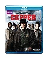 Copper: Season 2 (Blu-ray)