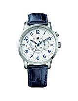 Tommy Hilfiger White Dial Men's Watch TH1791085J