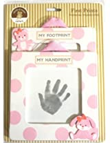 Baby's First Prints Kit (Handprint and Footprint)