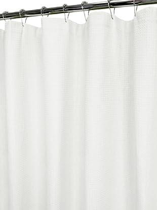 Park B. Smith Organic Spa Shower Curtain, Bright White, 72