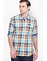 Checked Multi Casual Shirt