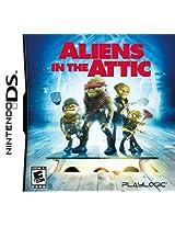Aliens in the Attic - Nintendo DS