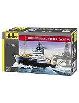 Heller Smit Rotterdam Boat Model Building Kit